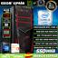 Ordenador-Gaming-Pc-Intel-i3-8GB-1TB-SSD-240GB-GTX1650-4Gb-Wifi-de-sobremesa miniatura 1