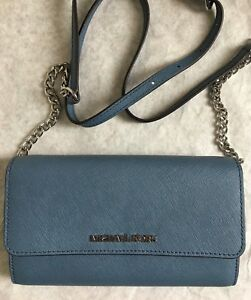 f99620b24568 Image is loading NWT-Michael-Kors-Jet-Set-Travel-Saffiano-Leather-