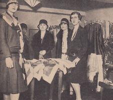 Paris 1927 - Neueröffnung Geschäft - Prinzessin Andreas von Griechenland - RAR