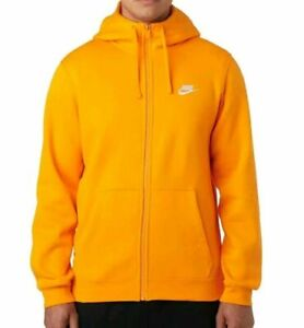nike sportswear tech fleece yellow