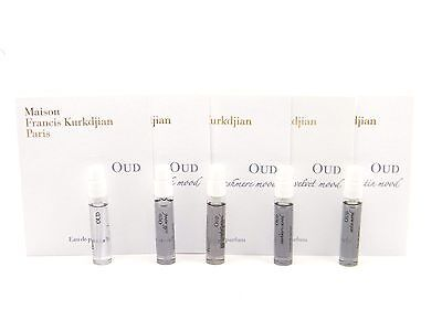 Maison Francis Kurkdjian OUD Discovery Set 5 x 2ml Vial Natural Spray
