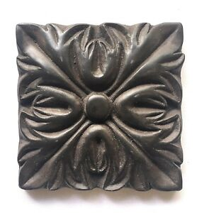 Silver Rustic X Resin Decorative Insert Tile Accessory Backsplash - Decorative 4x4 metal tiles