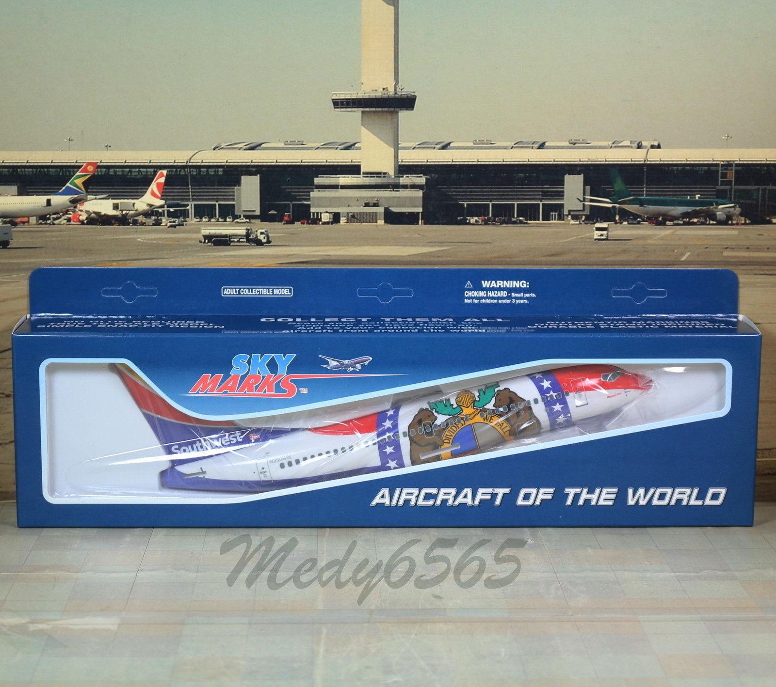 bajo precio del 40% Skymarks sudoeste  Missouri uno    Boeing B737-700W 1 130  tienda de descuento