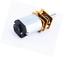 Yosoo Mini DC 6//12V Short Shaft Torque Gear Motor 50//200//300 RPM M