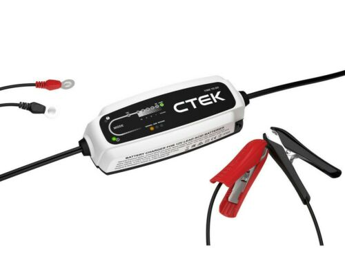 CTEK CT5 TIME TO GO Charger /& Maintainer.