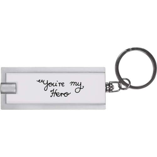 KT00004333 /'You/'re My Hero/' Keyring LED Torch