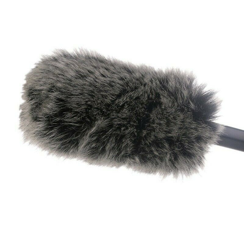 Furry Microphones Cover For TAKSTAR SGC-598 For Nonsha NA-Q7 Brand New 30G 1PC