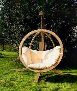 h ngesessel h ngeschaukel mit gestell zosia. Black Bedroom Furniture Sets. Home Design Ideas