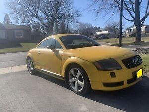 2004 Audi TT -