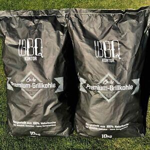 20kg-2x10kg-BBQKontor-Premium-Buchenholzkohle-Grillkohle-Holzkohle-100-Natur