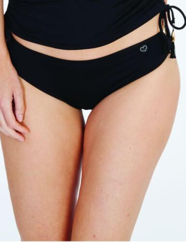 Lepel Costumi da bagno LAGUNA classico Bikini Bottom breve Pant 1597730 Black