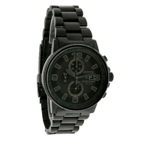 Citizen-CA0295-58E-Men-039-s-Nighthawk-Flight-Chronograph-Eco-Drive-Watch