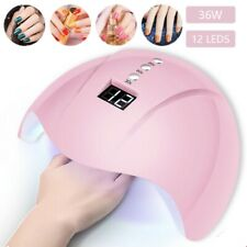 2020 120w Nail Dryer Lamp Machine LED UV Light GEL Polish Manicure Curing USB