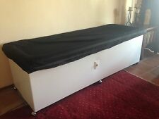 Touchless Massage Heated Dry Hydro Therapy System Water Aqua Spa Bed Table