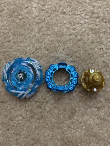 Details about  /Takara Tomy Beyblade Burst B-00 Drain Fafnir 8 Nothing Crystal Blue Version Rare