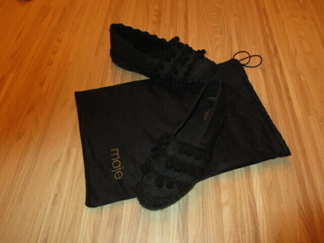 Sandale Maje nero Dimensione 37 à - 63%