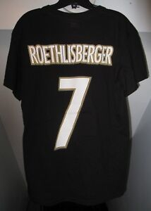 4b94ee0f90d Image is loading BEN-ROETHLISBERGER-PITTSBURGH-STEELERS-ELIGIBLE-RECEIVER- NAME-NUMBER-