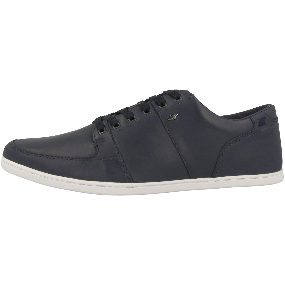Boxfresh Spencer ICN Vachetta Leather Sneaker Schuhe navy E15199 Sparko Swich