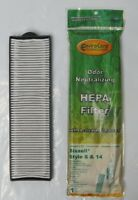 Bissell (2036608 3091 Series 8/14 Lift-off Bagless Hepa Filter By Envirocare