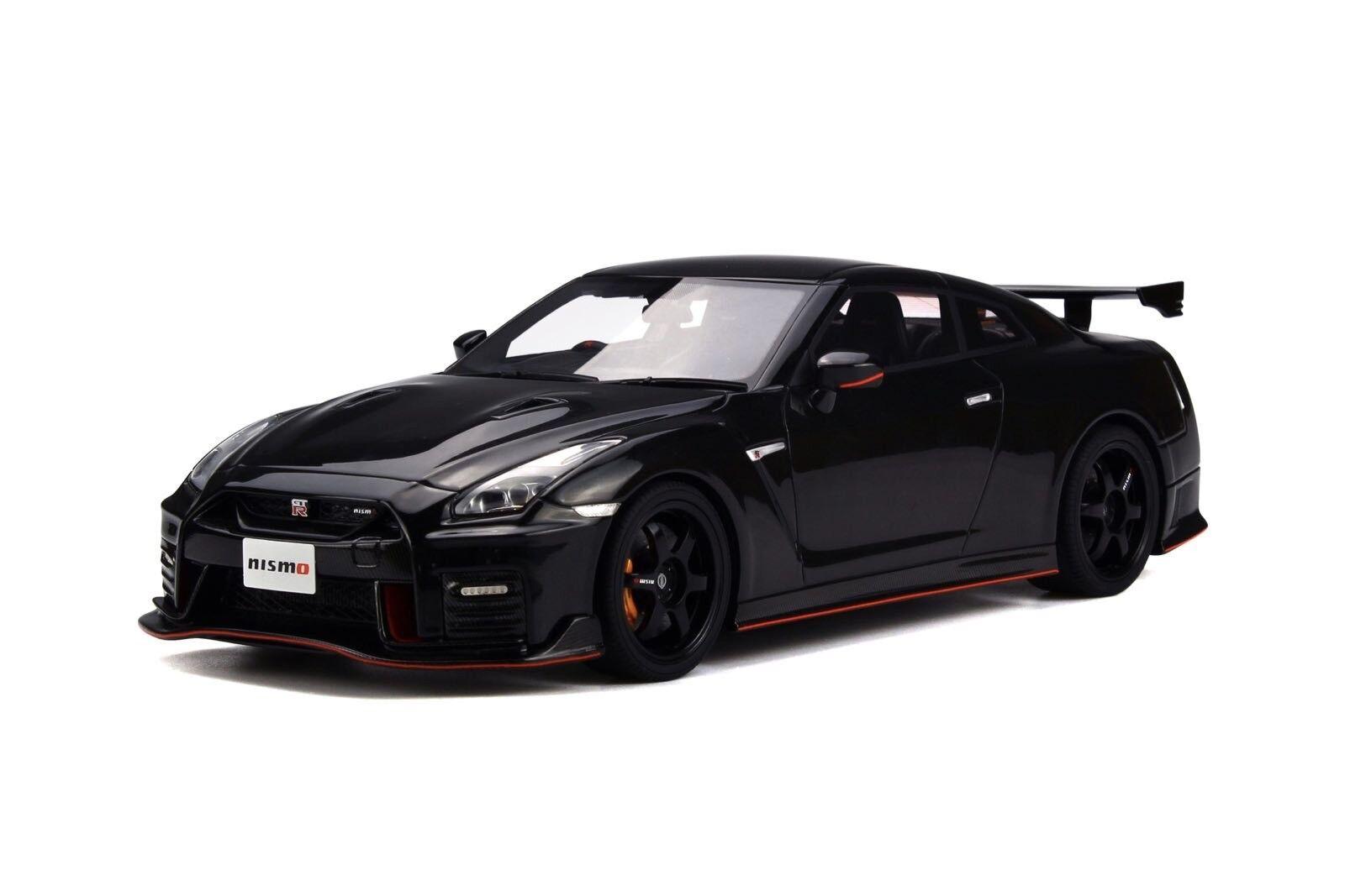 ahorra hasta un 70% Modelo de coche de resina GT Spirit Nissan GTR35 Nismo Nismo Nismo 2017 (Negro) 1 18 + Regalo     compra en línea hoy