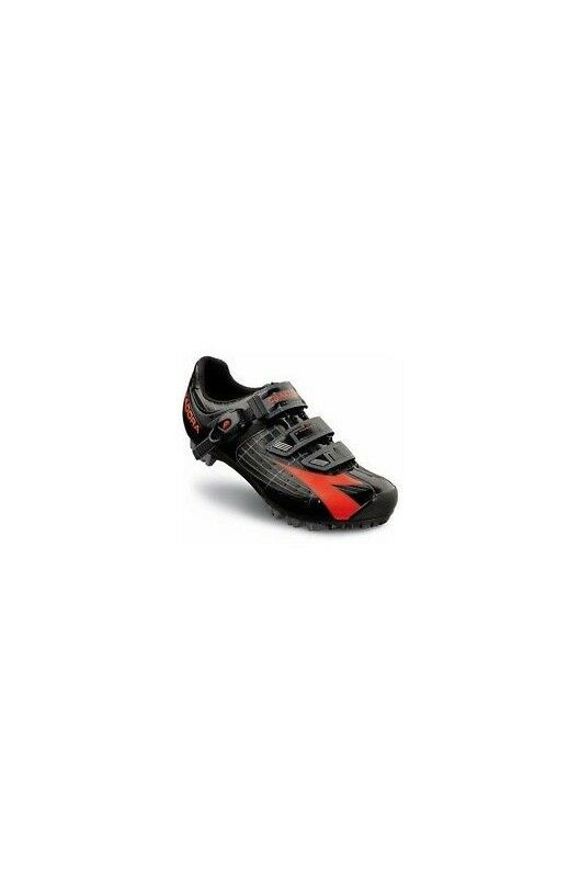 Diadora MTB schoenen X-Tornado netwerk zwart