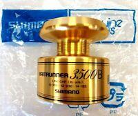 Shimano Baitrunner 3500b Spinning Reel Spare Spool Assembly Rd11264 - Part