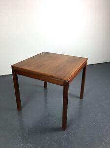 Image Is Loading Vintage Mid Century Danish Modern Jens Risom Teak