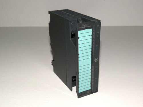 Siemens SIMATIC s7 6es7322-5sd00-0ab0 sm322 do 4x24v//10ma Top