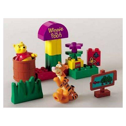 LEGO 2983 - Duplo  Winnie The Pooh - Pooh and Tigger - NO BOX