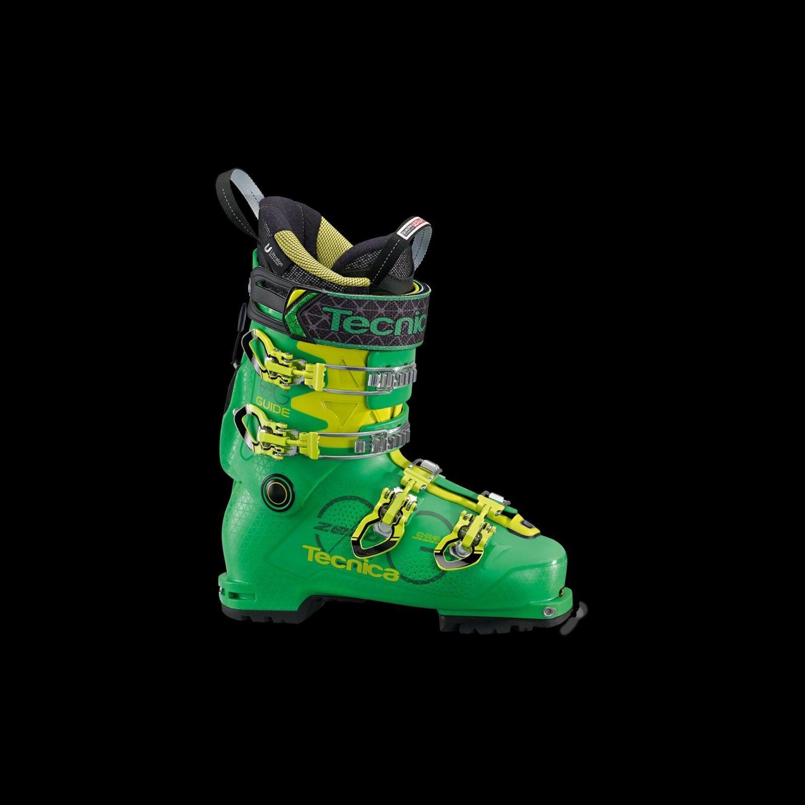 TECNICA Herren Tourenskischuh, Tourenstiefel ZERO G GUIDE Skischuh 17 18 NEU