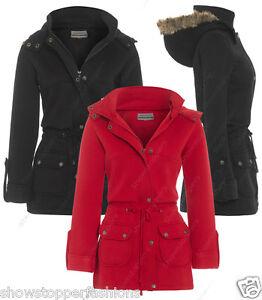 NEW-GIRLS-JACKET-COAT-HOODED-FLEECE-Girls-School-CLOTHING-AGE-7-8-9-10-11-12-13