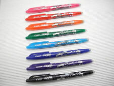 free ship 8 Colors set Pilot FriXion 0.7mm Fine Erasable Roller Ball Point Pen