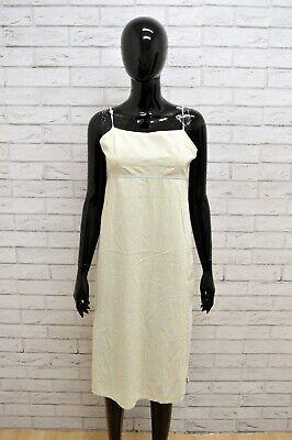 Vestito Donna Tommy Hilfigier Tubino Abito Dress Woman Taglia S Floreale Estivo