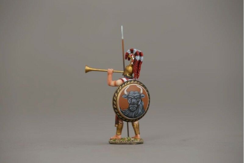 THOMAS GUNN SPA016B Locrian Musician (Minotaur)