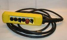 Schneider Electric Xac A Xaca 6 Button 14 Cable Hoist Trolley Pendant Station