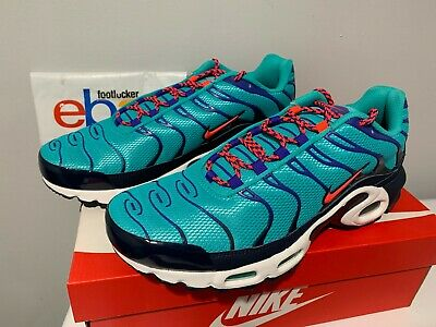 Nike Air Max Plus TN Tuned Discover Your Air Hyper Jade Blue AV7940 300 Men 8 13 | eBay