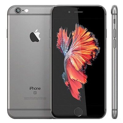 APPLE IPHONE 6S 64GB GREY  AB+ ACCESSORI + GARANZIA 12 MESI soddisfatto o rimb