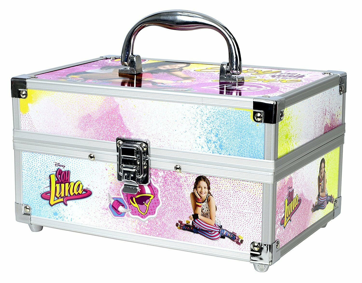 Make-up and Jewel Case    Soy Luna with everything you need to create your look 472a64
