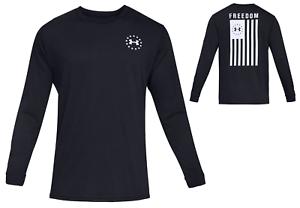 Under Armour UA Freedom Flag Long Sleeve T-Shirt 1333369 S-3XL