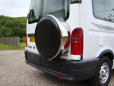 Suzuki Jimny or Grand Vitara Black  Silver Steel tyre wheel cover wheelcover