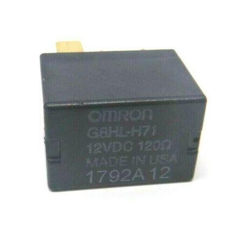 Omron NEW 2 PCS OEM Relay For Honda Acura G8HL-H71 39794-SDA-A03