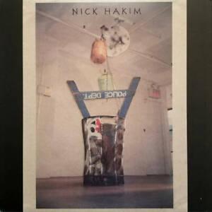 """Nick Hakim / Onyx Collective Nick Hakim / Onyx Collective 12"""" VINYL ATO Records"""