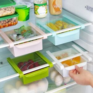 1X-Slide-Kitchen-Fridge-Freezer-Space-Saver-Organizer-Storage-Rack-Shelf-JyZMi