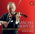 Jascha Heifetz-Compl.Stereo Collection Remastd. von Jascha Heifetz (2016)