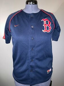 another chance 01686 5482d BOSTON RED SOX DUSTIN PEDROIA JERSEY NIKE YOUTH LARGE | eBay