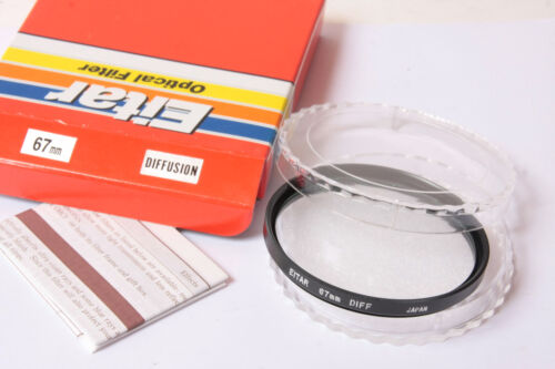 Eitar Japan NEW G1 67mm Diffusion Photo Filter