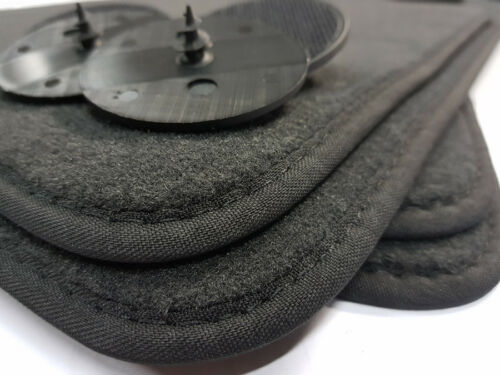 novedad a partir del año 2015 Exclusive +4x velcro alfombras coche f48 tapices para bmw x1