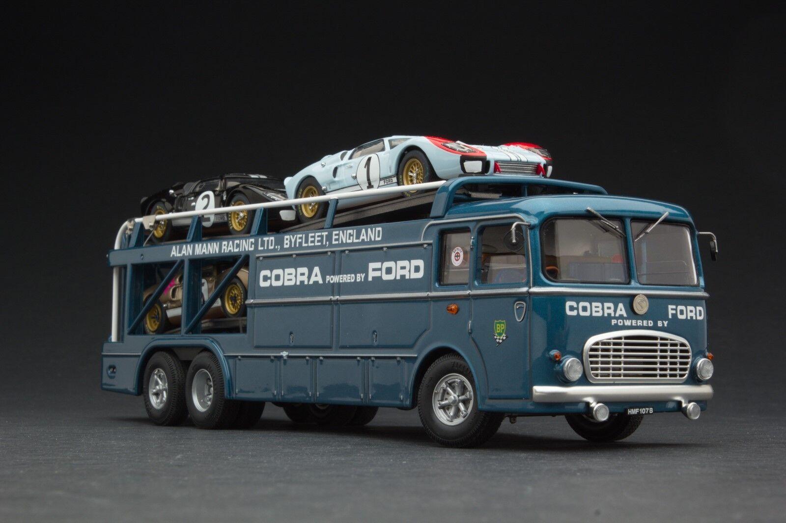 Exoto 43   1966 Ford GT40 Mk II Transporter   le Mans    EXO00017