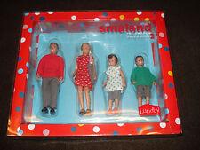 Puppenhaus - Familie 4 Puppen von Lundby NEU OVP