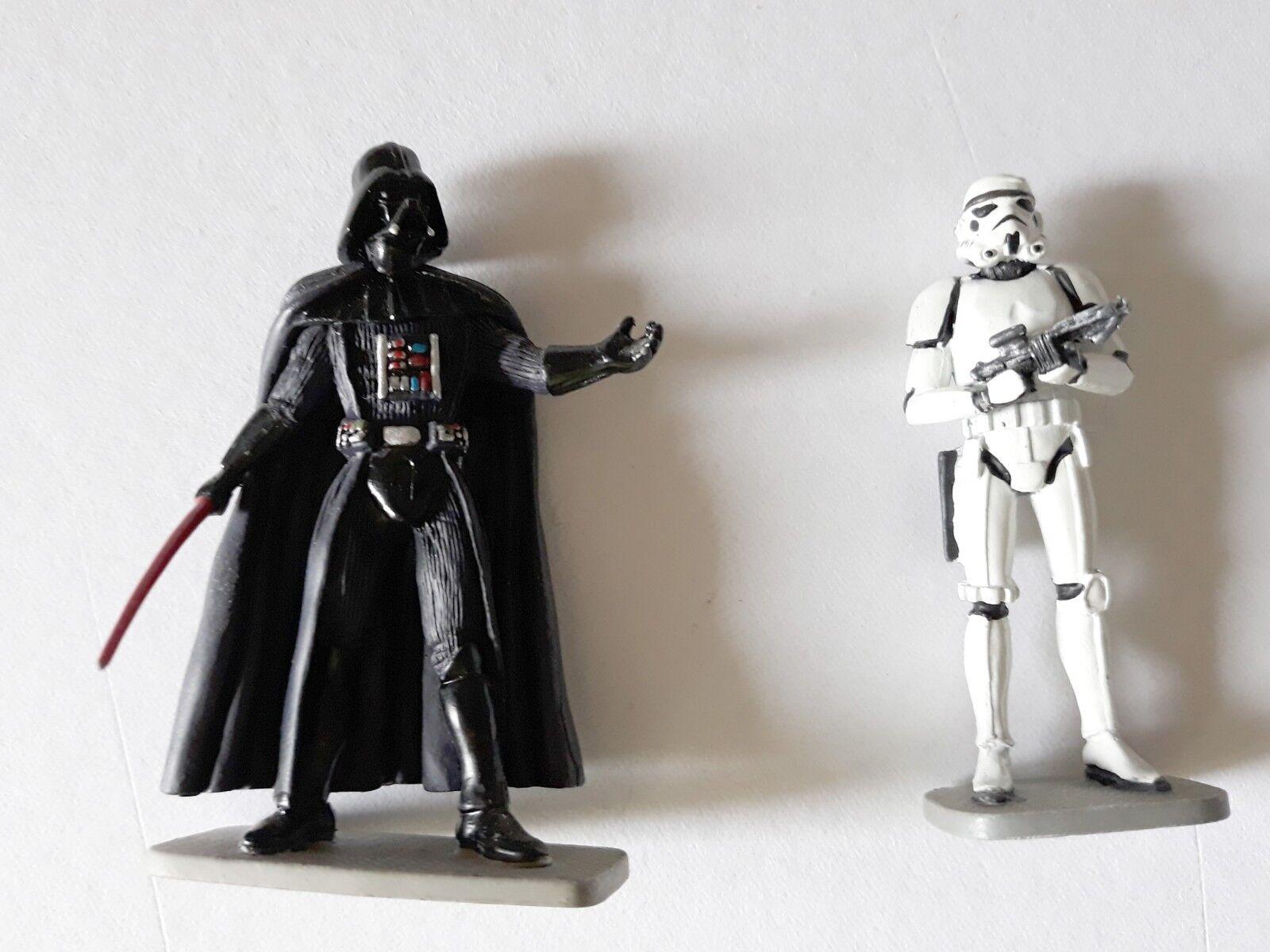 STAR WARS   GUERRE STELLARI   Modelli miniature in piombo per collezionisti